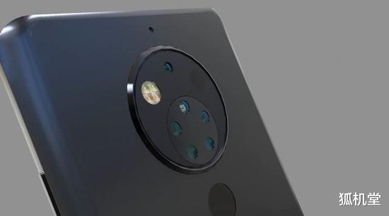 诺基亚10渲染图曝光 ,这次MWC 2020看不到了!