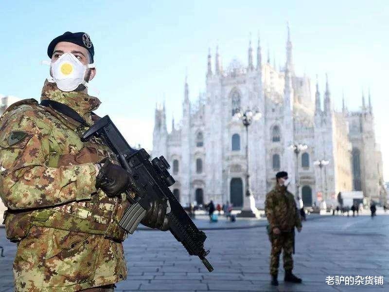 意大利被中方醫療隊震住,稱設備先進技術一流,英法感慨顛覆認識
