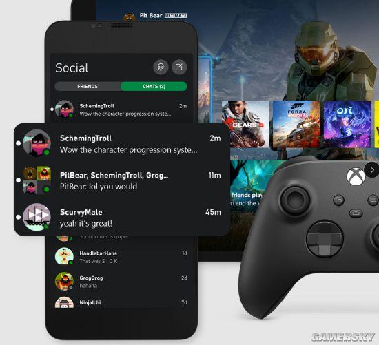 最新版XboxApp已开放下载可在移动端远程玩游戏插图(3)