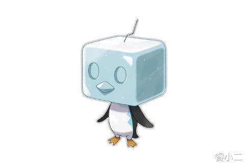 《【煜星测速注册】《宝可梦》图鉴875:外形让人觉得特别迷惑的精灵——冰砌鹅》