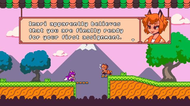 《【煜星在线娱乐注册】日本神话横版游戏《狐狸尾巴》面向PS5/4/PC公布》