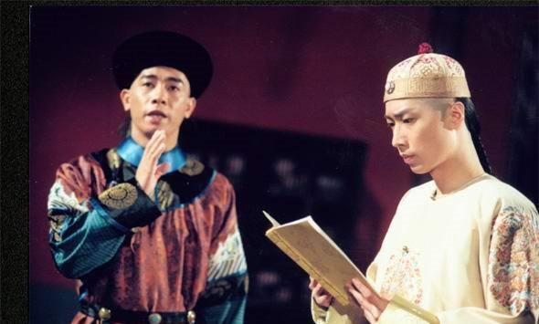 金庸剧最难演的男主角:陈小春幸亏有了他,才演出1+1大于2的效果插图14