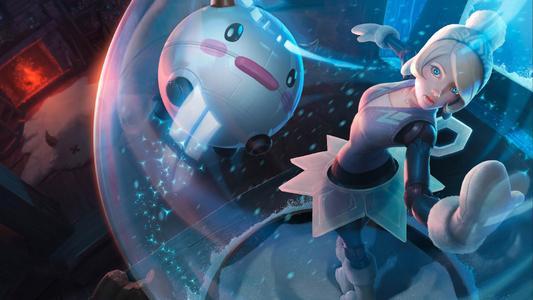 《【煜星娱乐平台首页】LOL:所有中单玩家的试金石,为什么是发条魔灵?》
