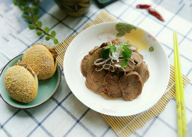 私房酱牛肉,做法简单,健康又营养