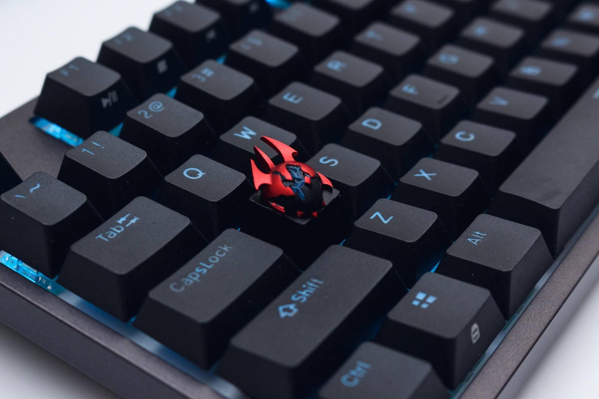 是不是傻,一把键盘的钱只买了一颗键帽?插图(20)
