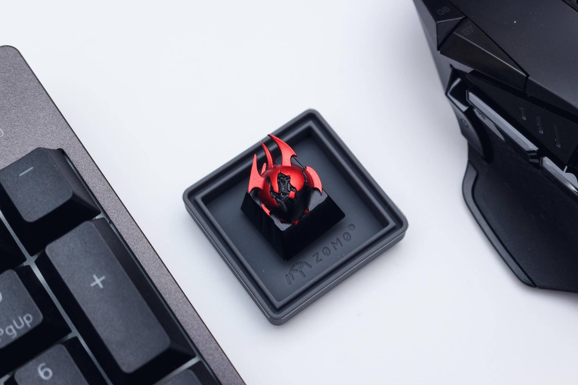 是不是傻,一把键盘的钱只买了一颗键帽?插图(24)