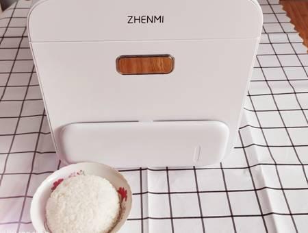 只为一碗健康的米饭香-臻米脱糖电饭煲评测