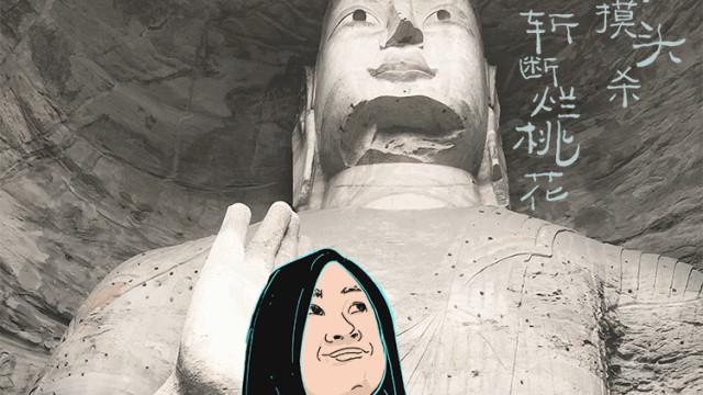 五一假期 来看1500年前的皇家手办 云冈石窟