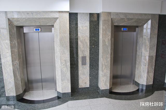 """10年后,""""电梯房""""和""""步梯房""""哪一个会更值钱?懂行人给出答案 购房 电梯事故 楼梯 端游热点  第5张"""