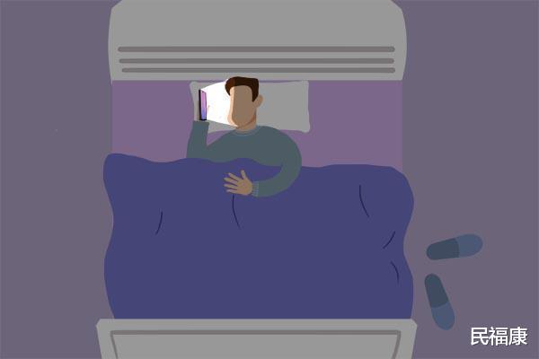 """手机""""陪睡"""",危害有多大睡觉时,手机放多远才安全早知早好"""
