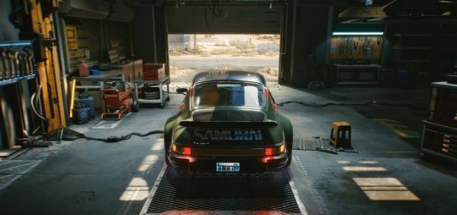 维库人_《赛博朋克2077》车辆、风格、品牌合作与Cosplay等丰富资讯-第4张图片-游戏摸鱼怪