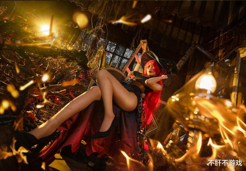 《【煜星登陆注册】剑与远征:灰烬魔女米瑞儿,火风燎原绝美COS!》