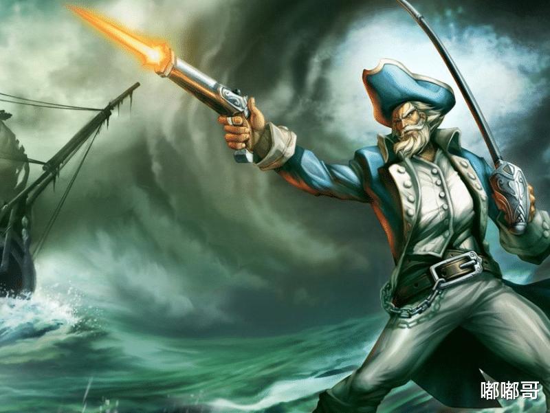 《【煜星娱乐官方登录平台】为什么说船长这个英雄,没有任何英雄可以克制,人家机制真的完美》