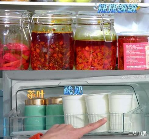 """看完李宇春的冰箱后,才明白什么是""""强迫症"""",收纳法堪称教科书"""