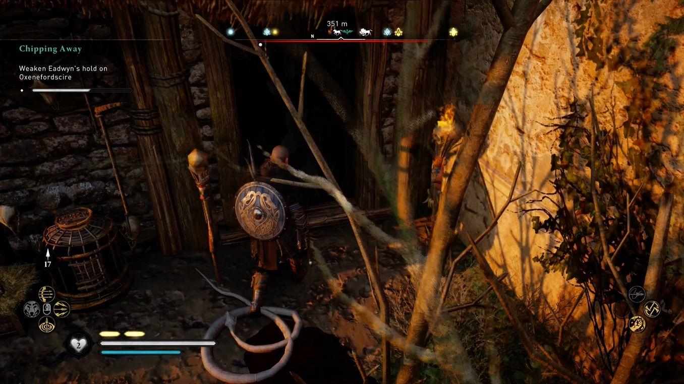 《【煜星账号注册】刺客信条联动哈利波特?玩家在英灵殿中发现伏地魔的七魂器》