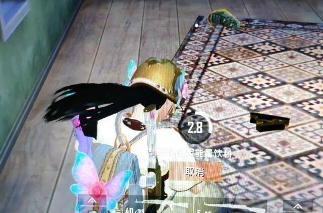 金风玉露实战中穿模严重,玩家被吓坏,这古风女鬼是用了海飞丝吗 古风 时装 手游热点  第3张