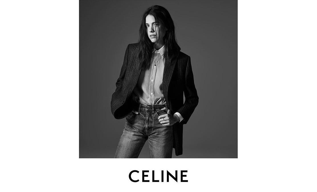 女星们的衣柜里都有一件:Celine的西装外套就是如此让人着迷!
