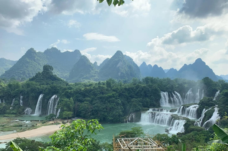 广西崇左,美丽的边境城市,长留仙境取景地