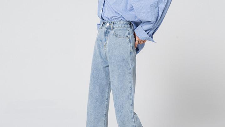 天气凉想要买长裤子?