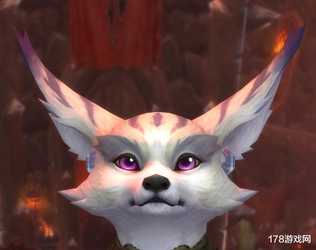 魔兽9.0前瞻:已实装的狐人新瞳色和首饰浏览 耳环 首饰 单机资讯  第4张