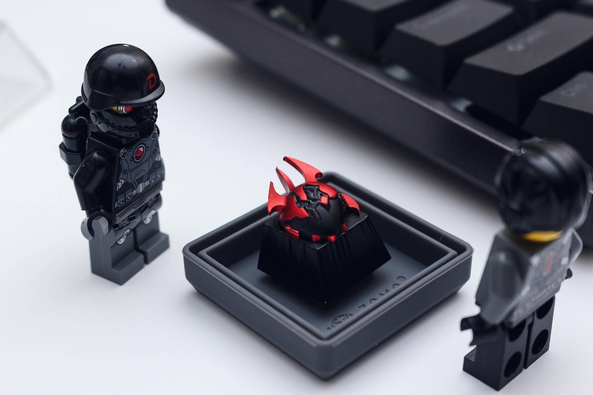是不是傻,一把键盘的钱只买了一颗键帽?插图(21)