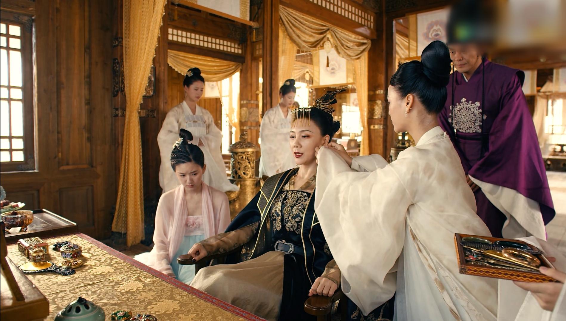 《传闻中的陈芊芊》:同样都是女儿,为什么城主偏爱陈芊芊?
