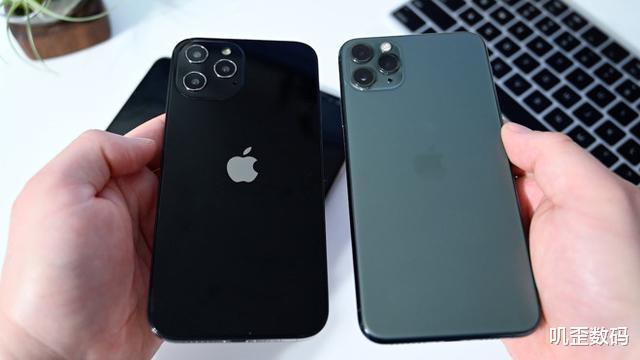 iPhone 12:再见!华为Mate40 Pro,你好