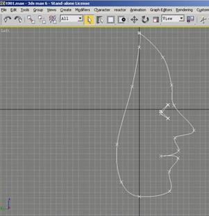 dnf诺顿至尊_【建模干货】3dsmax角色头部建模教程,游戏角色建模基本流程介绍