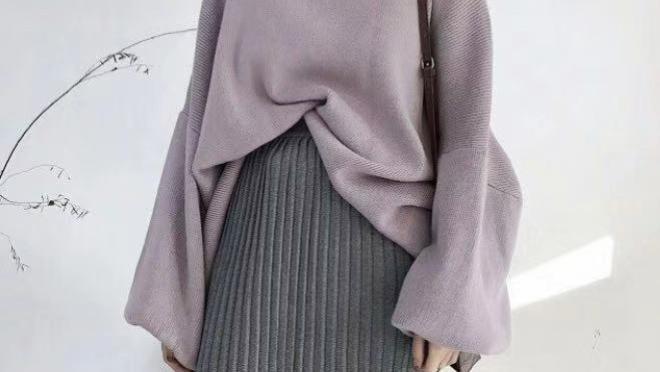 百褶裙怎么搭配好看,这样穿太美了