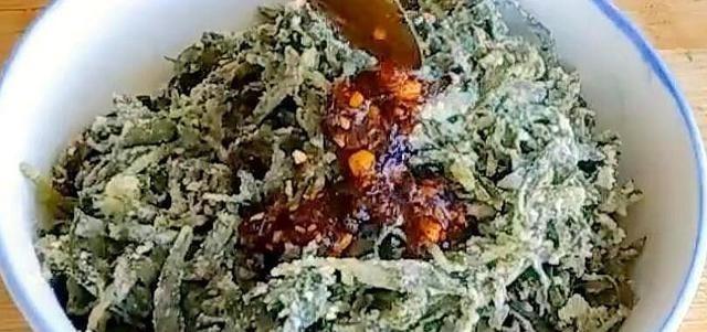 农村的这道野菜你吃过吗?做法简单,健康美味又营养,全家都爱吃