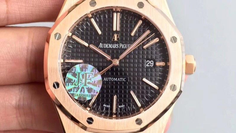 仪表不凡说表:JF厂AP爱彼15400 V2版 皇家橡树系列腕表