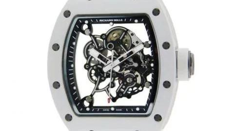 仪表不凡说表:理查德米尔手表为什么那么贵?