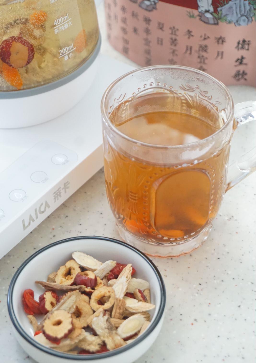 生理期别只喝红糖水了,教你1杯养生茶,坚持喝从此不再缺血气短