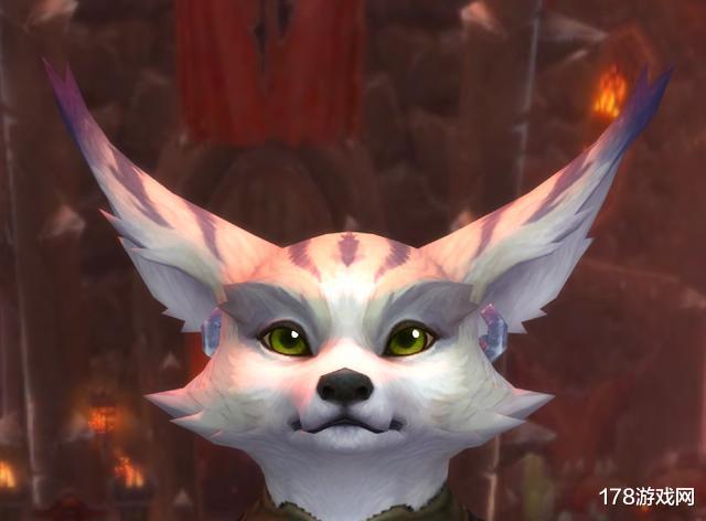 魔兽9.0前瞻:已实装的狐人新瞳色和首饰浏览 耳环 首饰 单机资讯  第9张
