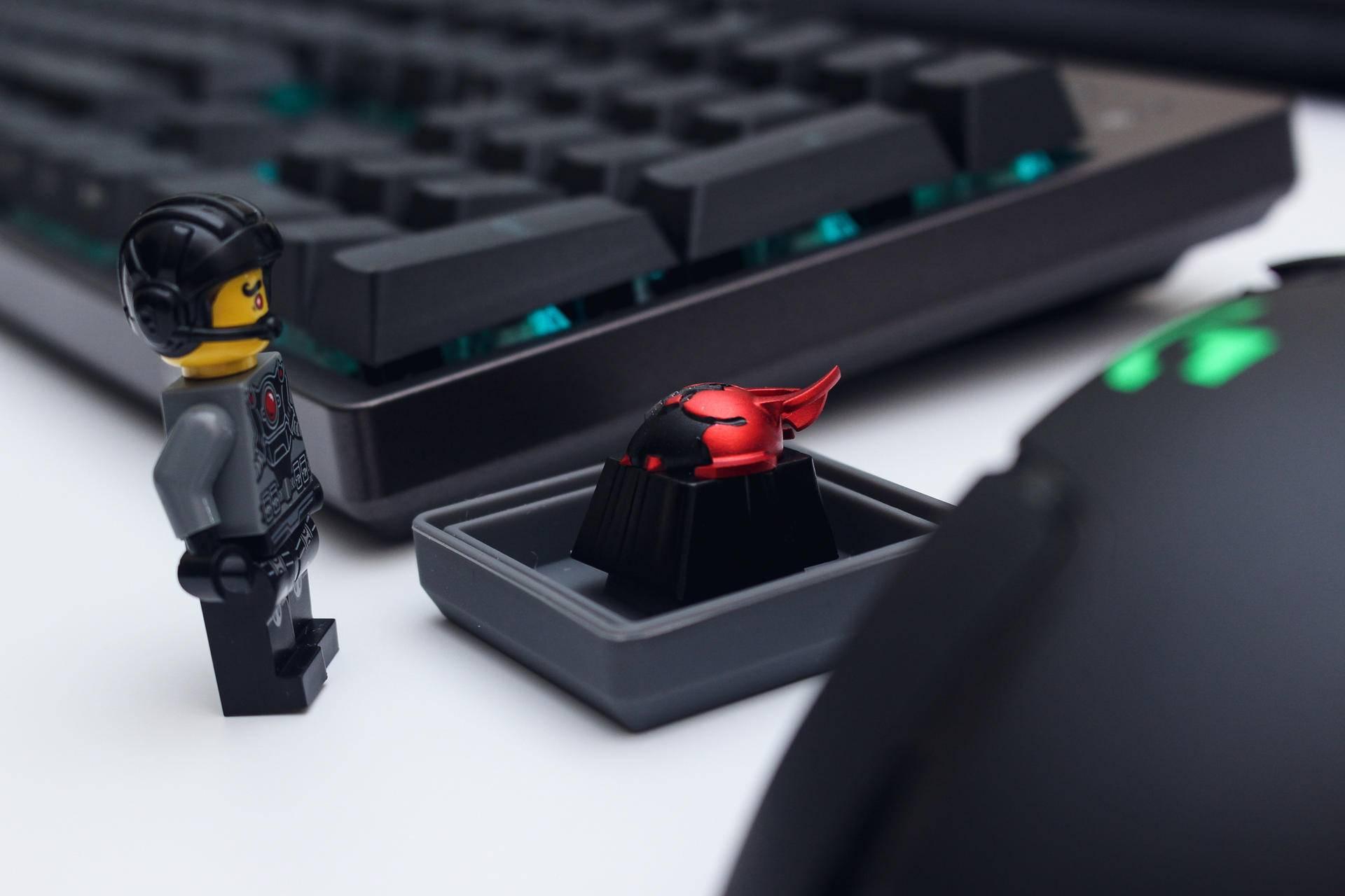 是不是傻,一把键盘的钱只买了一颗键帽?插图(22)