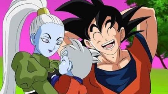 龙珠:悟空和琪琪再生一个孩子,刚出生就是超赛,比孙悟天还厉害