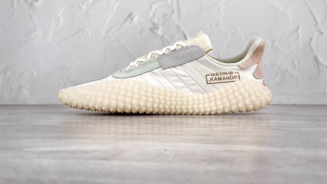 阿迪达斯Adidas originals Kamanda 浅琥珀
