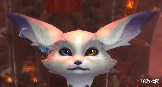 魔兽9.0前瞻:已实装的狐人新瞳色和首饰浏览 耳环 首饰 单机资讯  第44张