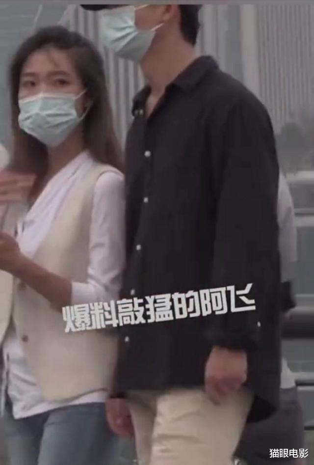 35岁黄轩承认恋情!素人女友长相高级酷似巩俐,身份成谜