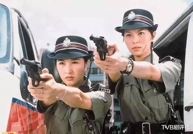 TVB花旦时隔16年出演《陀枪师姐5》回忆涌出冻龄美貌惹人羡慕插图6