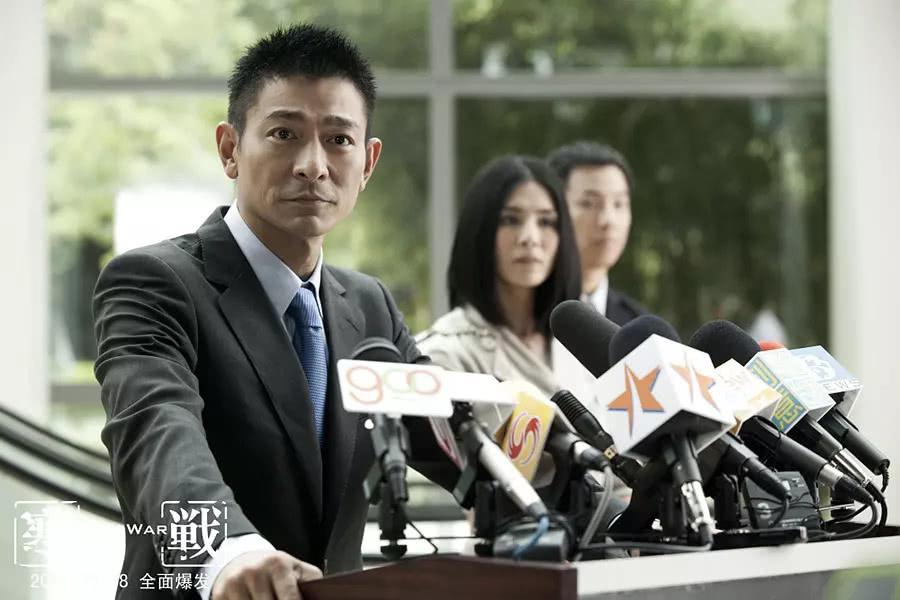 《寒战3》5大影帝同台飙戏,票房力超《扫毒2》,刘德华成最大赢家
