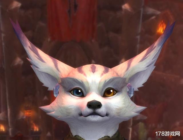 魔兽9.0前瞻:已实装的狐人新瞳色和首饰浏览 耳环 首饰 单机资讯  第19张
