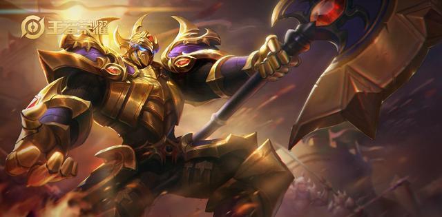 《【煜星测速登录】103位英雄中谁武器最重?吕布项羽不够看,他的武器可以压坏峡谷》