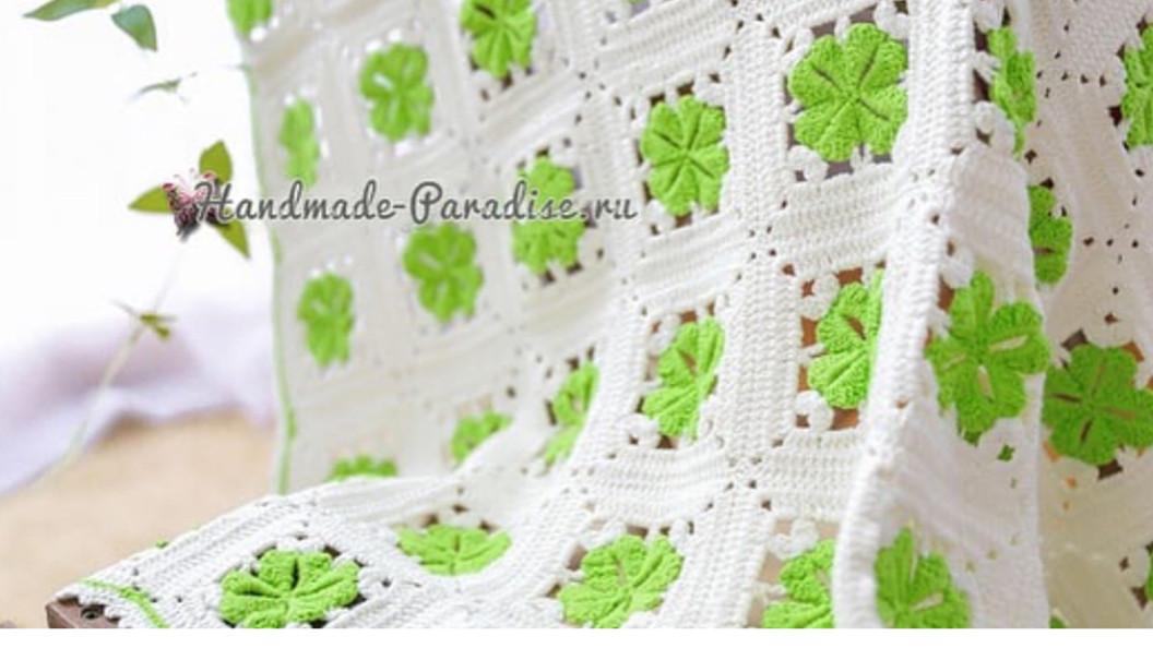 这些漂亮又实用的钩针毯子,钩起来也不难,有你喜欢的吗?附图解