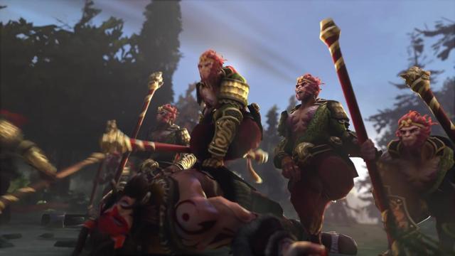 对比中外6款游戏的孙悟空,街机版顶多算泼猴,它才配叫斗战胜佛插图(9)