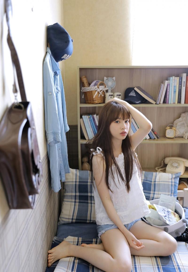甜美女孩身材完美~性感❤插图4