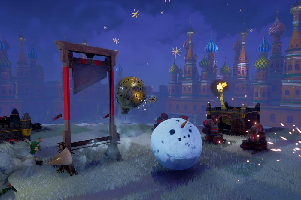 《【煜星娱乐平台注册】Steam:又一跳票游戏迎来发售,大开脑洞,竞技塔防秒变DIY乱斗?》
