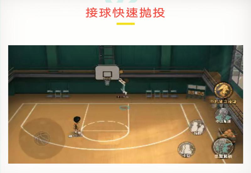 掌心情人_《灌篮高手》手游:小田龙政第一波技能曝光,又一个想得分的中锋