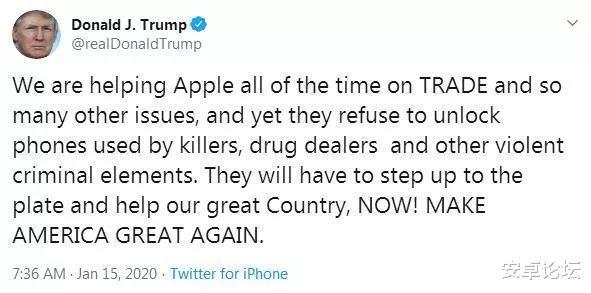苹果与FBI的恩怨情仇,真的可以编成一部好莱坞大片