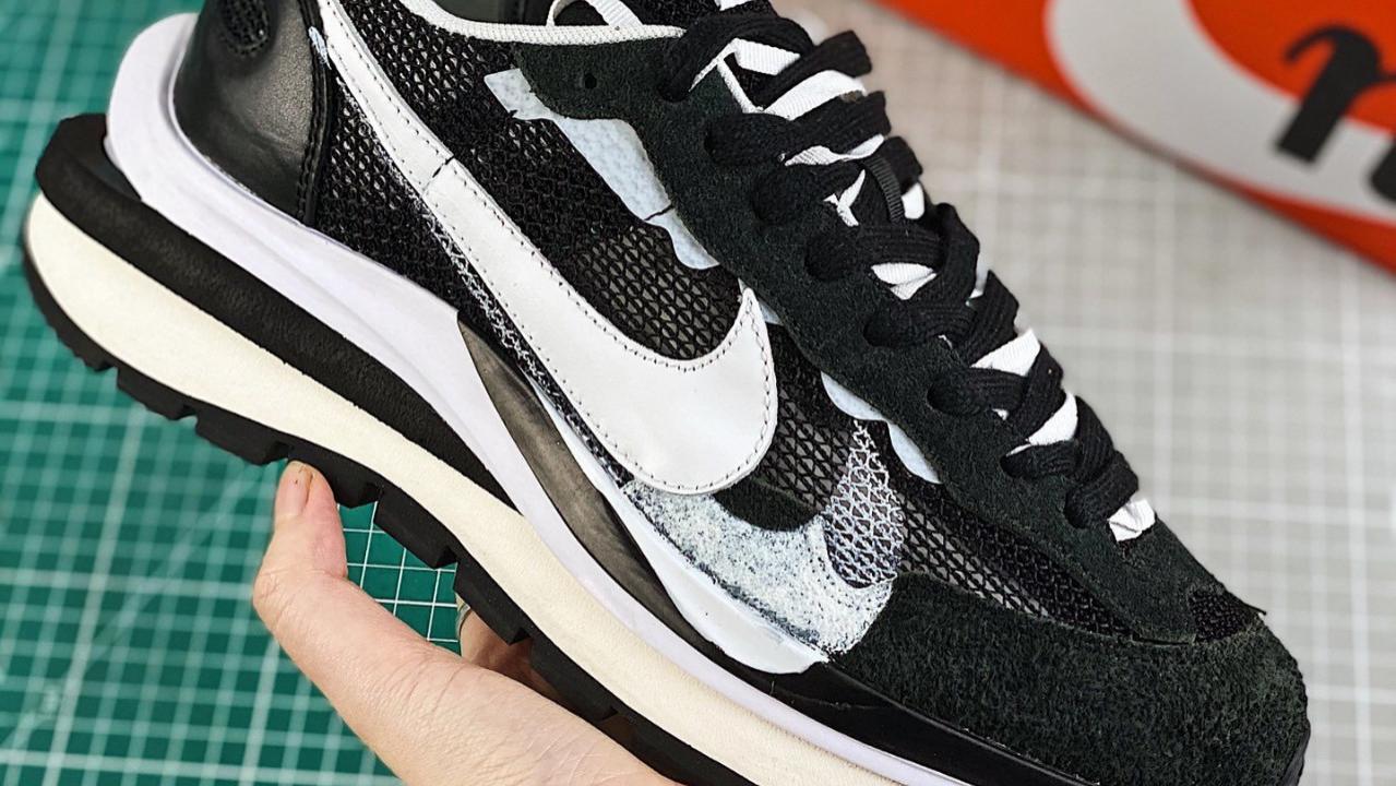 新品抢先看,日式解构美学联名Sacai x Nike Pegasus VaporFly SP混合马拉松解构开箱测评!
